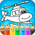 Coloring pages for children 1.2.1 (MOD)