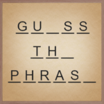 English Guess The Phrase 1.53 (Mod)