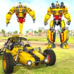 Flying Ghost Robot Car Game 1.1.7 (MOD, Unlimited Money)