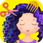 Hair salon games : Hair styles and Hairdresser 1.8.3 (MOD, Unlimited Money)