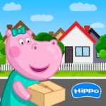 Hippo in Seahouse: Hidden Objects for Kids 1.0.7 (MOD, Unlimited Money)