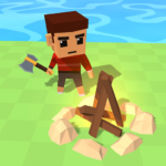 Isle Builder: Click to Survive  0.1.5 (MOD, Unlimited Money)