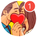 Kiss Me: Spin the Bottle for Dating, Chat & Meet 1.0.52 (MOD, Unlimited Money)