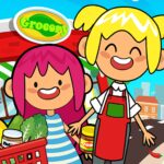 My Pretend Grocery Store – Supermarket Learning 2.3 (MOD, Unlimited Money)