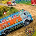 Real Indian Cargo Truck Simulator 2020: Offroad 3D  1.0 (MOD, Unlimited Money)
