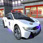 Real i8 Police Car Game: Car Games 2021 1.3 (MOD, Unlimited Money)