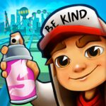 Subway Surfers 2.17.2 (Mod Unlimited Coins)