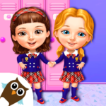Sweet Baby Girl Cleanup 6 – School Cleaning Game 4.0.20041 (MOD, Unlimited Money)