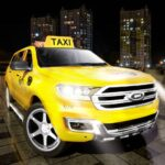 Taxi Game Free – Taxi Driver 3D: Simulator Game  1.9 (MOD, Unlimited Money)
