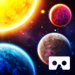 VR Space Spaceship Virtual Reality Roller Coaster 1.10 (MOD, Unlimited Money)