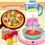 Yummy Pizza, Cooking Game 6.64.0 (MOD, Unlimited Money)