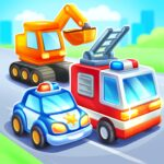 Car games for kids ~ toddlers game for 3 year olds 2.18.0 (MOD, Unlimited Money)
