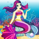 Mermaid Dress Up Game 211014 (MOD, Unlimited Money)